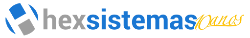 Hex Sistemas Logotipo
